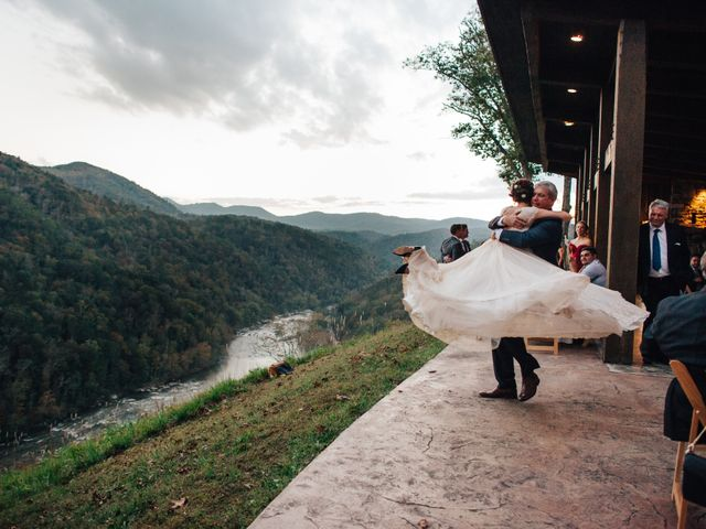 Ian and Annelise's Wedding in Asheville, North Carolina 31
