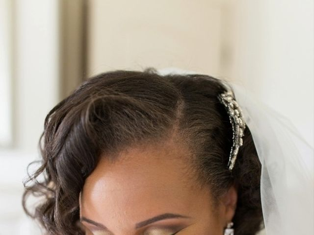 McAllister and Cornell's Wedding in Raleigh, North Carolina 5