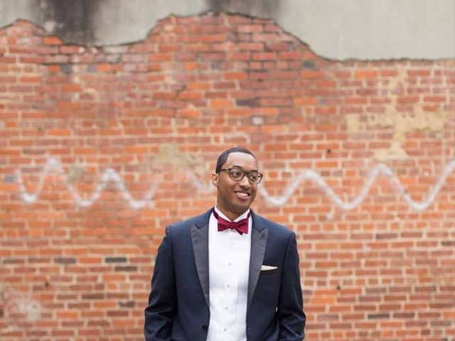 McAllister and Cornell's Wedding in Raleigh, North Carolina 11