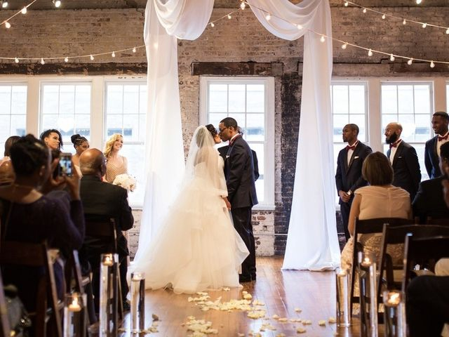 McAllister and Cornell's Wedding in Raleigh, North Carolina 19