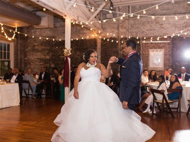 McAllister and Cornell's Wedding in Raleigh, North Carolina 24