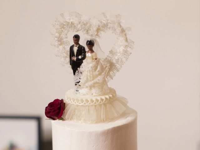 McAllister and Cornell's Wedding in Raleigh, North Carolina 27