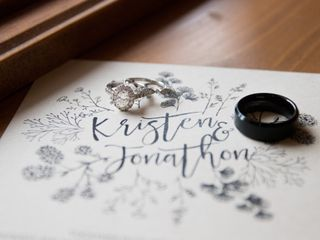The wedding of Kristen and Jon 2