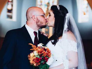 The wedding of Jillian  and Job