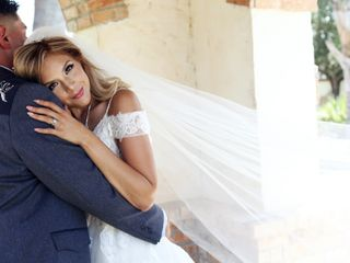 The wedding of Analisa and Victor 1