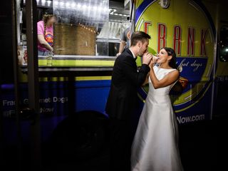 The wedding of Allina and Matt 1