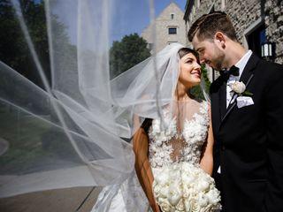 The wedding of Allina and Matt