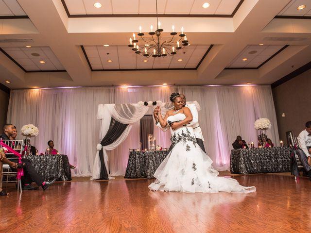 Cassundra and Collin's Wedding in Duluth, Georgia 14