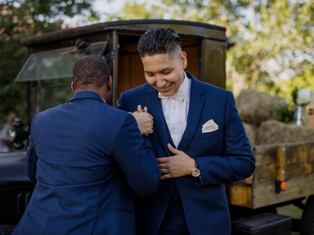 Daniel and Keiry's Wedding in Miami, Florida 17