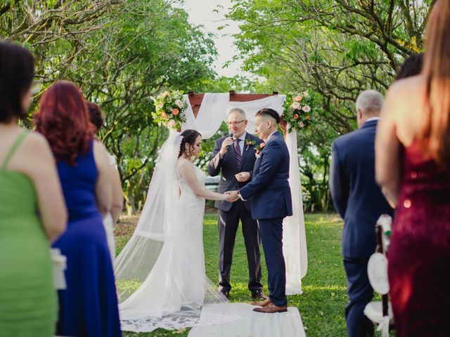 Daniel and Keiry's Wedding in Miami, Florida 29