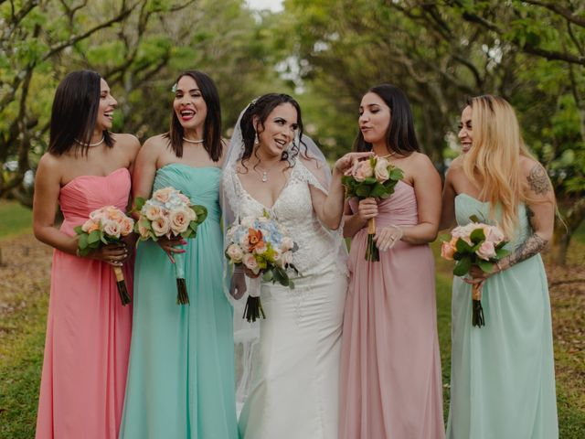 Daniel and Keiry's Wedding in Miami, Florida 34