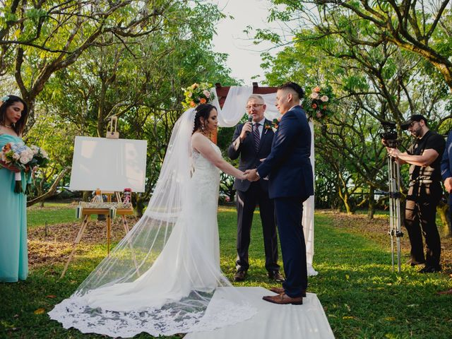 Daniel and Keiry's Wedding in Miami, Florida 54