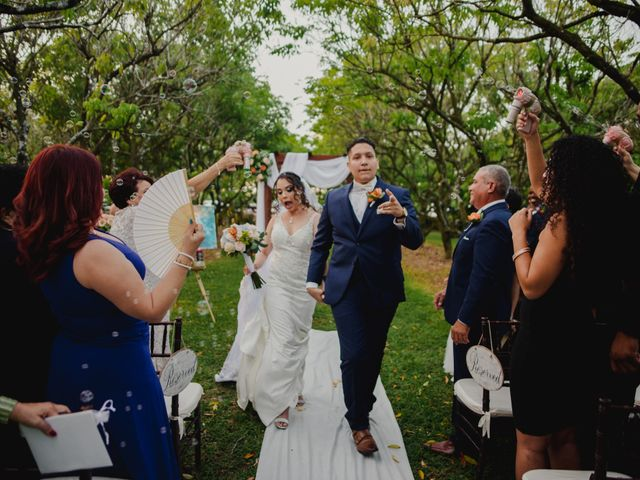 Daniel and Keiry's Wedding in Miami, Florida 56