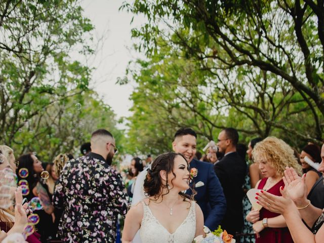 Daniel and Keiry's Wedding in Miami, Florida 58