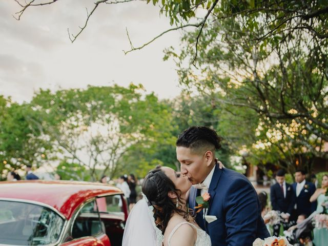 Daniel and Keiry's Wedding in Miami, Florida 60