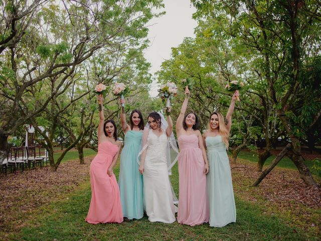 Daniel and Keiry's Wedding in Miami, Florida 61