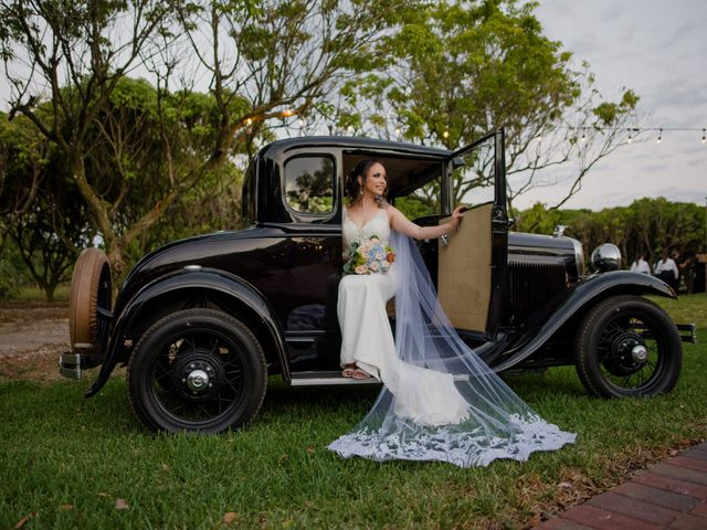 Daniel and Keiry's Wedding in Miami, Florida 63