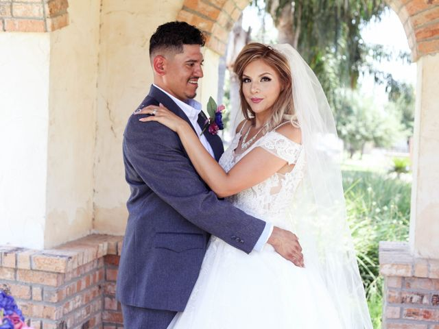 Victor and Analisa's Wedding in Mission, Texas 6