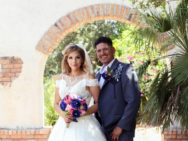 Victor and Analisa's Wedding in Mission, Texas 8