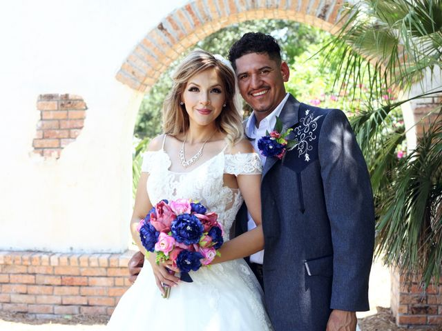 Victor and Analisa's Wedding in Mission, Texas 12