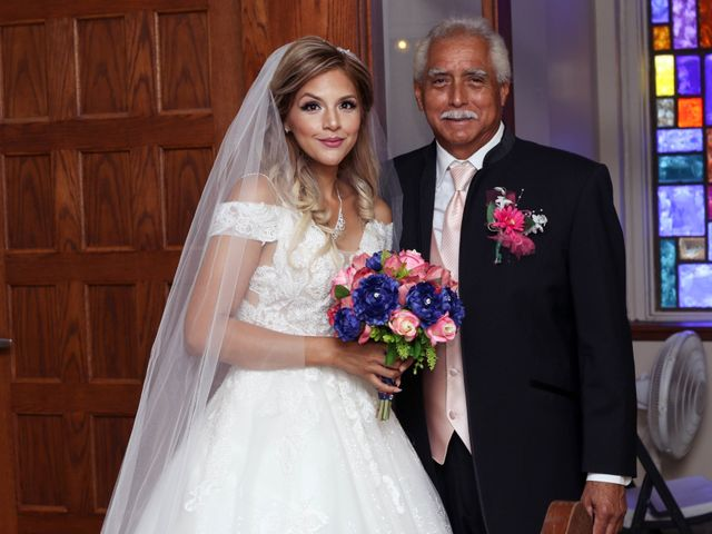 Victor and Analisa's Wedding in Mission, Texas 13