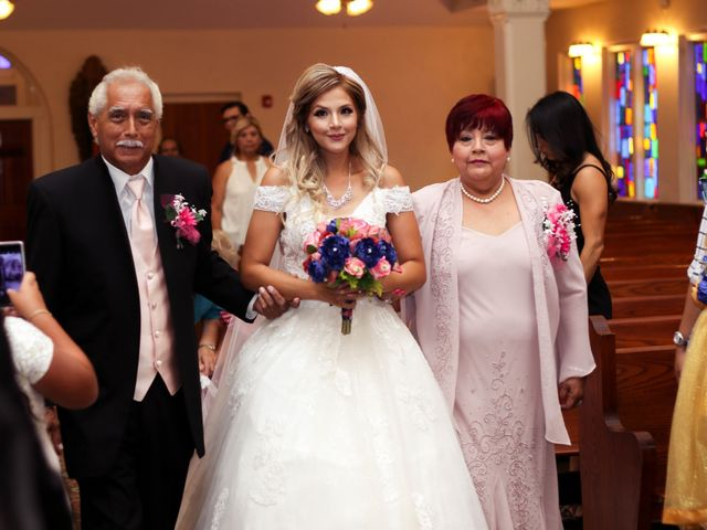 Victor and Analisa's Wedding in Mission, Texas 26