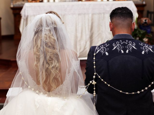 Victor and Analisa's Wedding in Mission, Texas 28