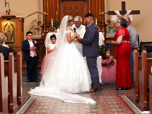 Victor and Analisa's Wedding in Mission, Texas 29