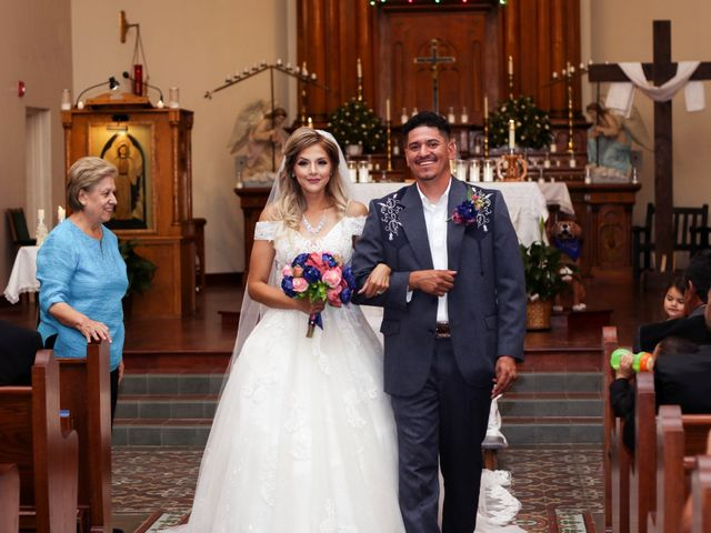 Victor and Analisa's Wedding in Mission, Texas 30