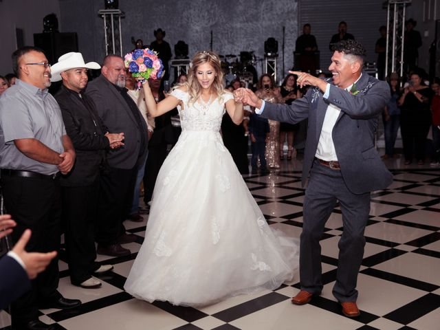 Victor and Analisa's Wedding in Mission, Texas 34