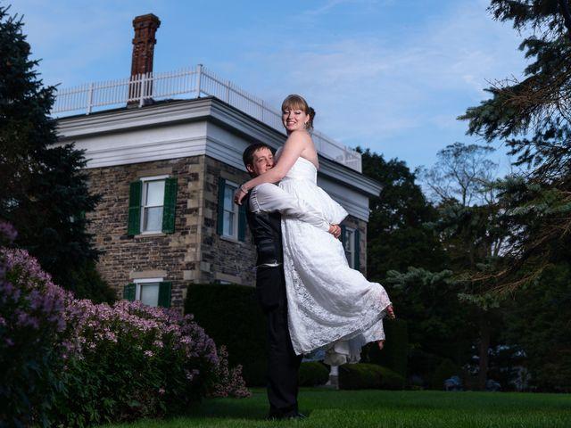The wedding of Alicia and Josh