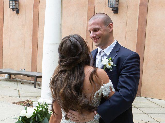 Dan and Alyssa's Wedding in Dublin, Ohio 4