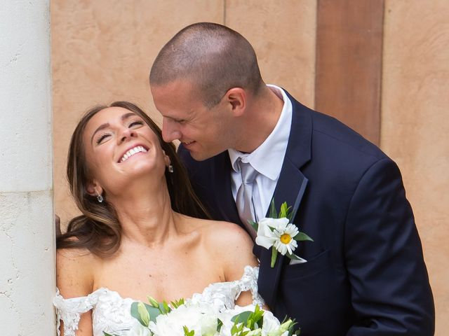 Dan and Alyssa's Wedding in Dublin, Ohio 7