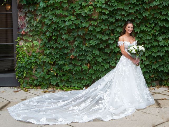 Dan and Alyssa's Wedding in Dublin, Ohio 9
