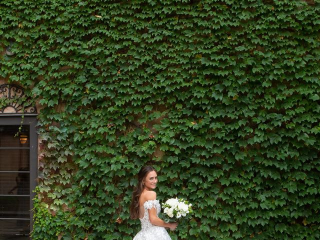 Dan and Alyssa's Wedding in Dublin, Ohio 12