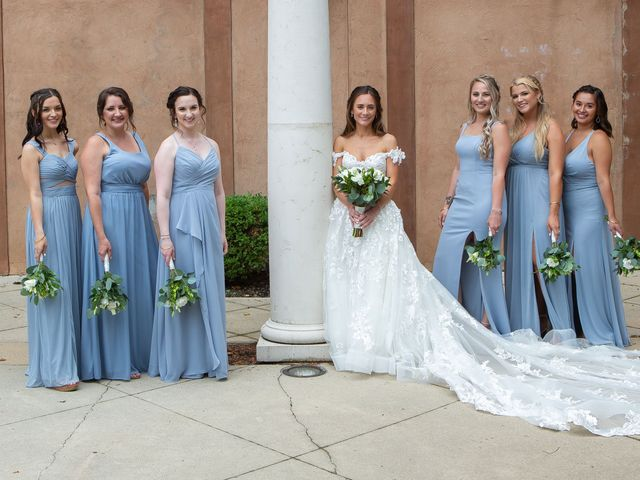 Dan and Alyssa's Wedding in Dublin, Ohio 1