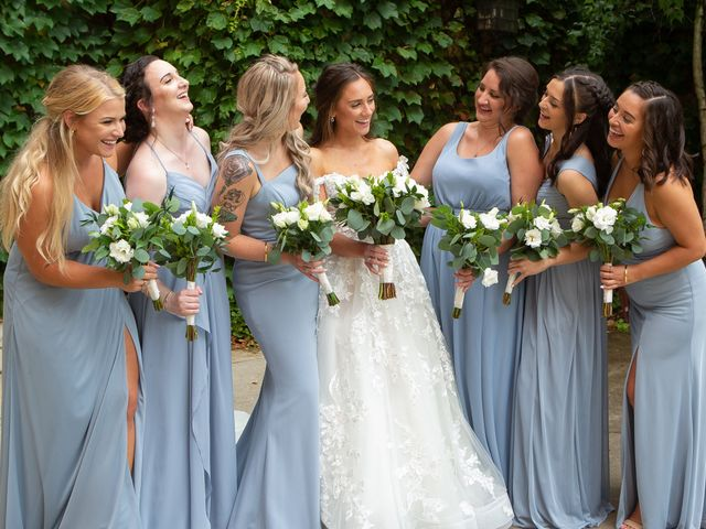 Dan and Alyssa's Wedding in Dublin, Ohio 2