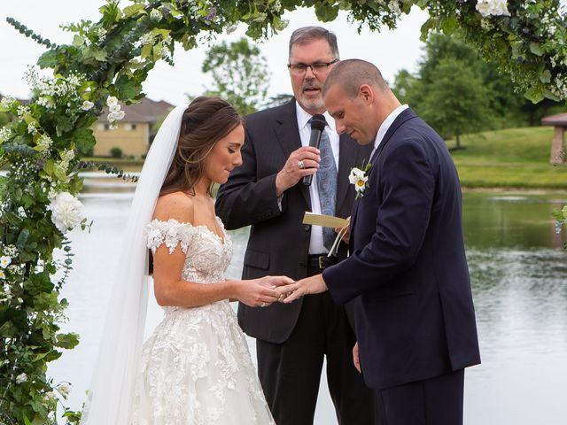 Dan and Alyssa's Wedding in Dublin, Ohio 24