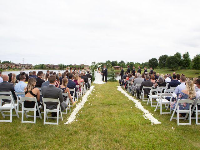 Dan and Alyssa's Wedding in Dublin, Ohio 25