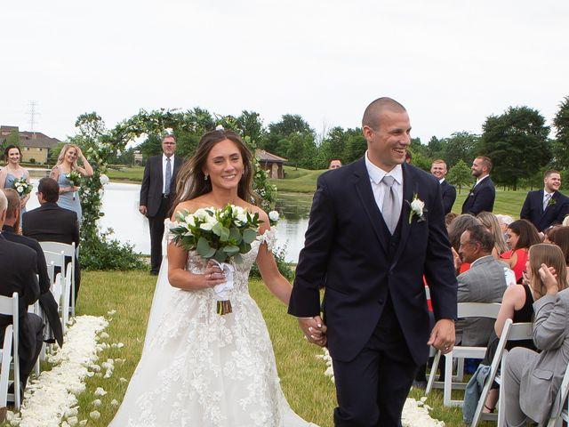 Dan and Alyssa's Wedding in Dublin, Ohio 26