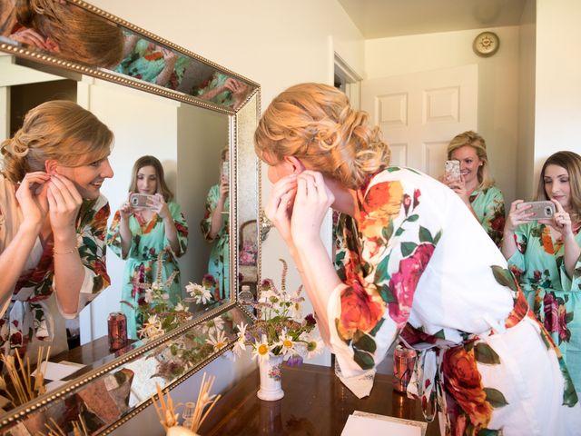 Kevin and Jessalin's Wedding in White Salmon, Washington 6