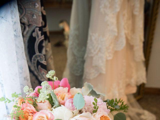 Kevin and Jessalin's Wedding in White Salmon, Washington 8