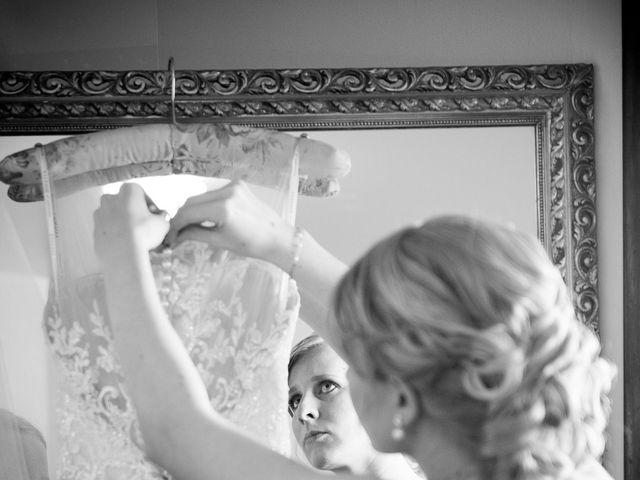 Kevin and Jessalin's Wedding in White Salmon, Washington 12