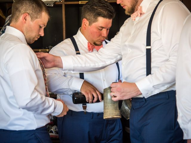 Kevin and Jessalin's Wedding in White Salmon, Washington 13