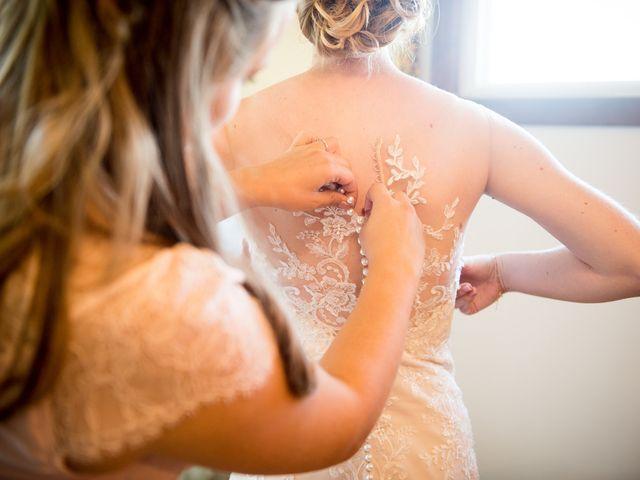 Kevin and Jessalin's Wedding in White Salmon, Washington 14