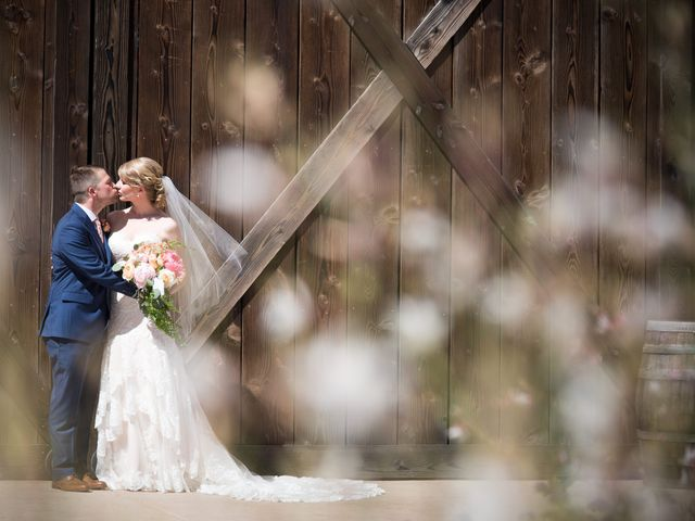 Kevin and Jessalin's Wedding in White Salmon, Washington 2