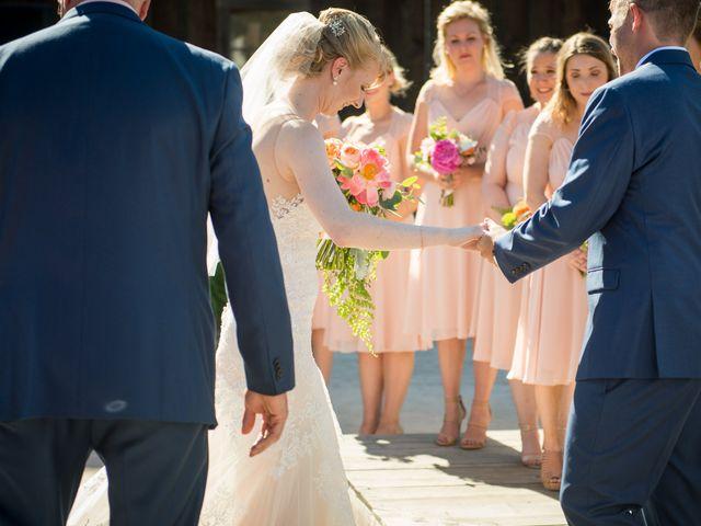 Kevin and Jessalin's Wedding in White Salmon, Washington 24