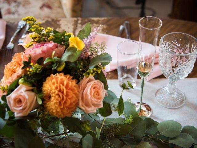 Kevin and Jessalin's Wedding in White Salmon, Washington 36