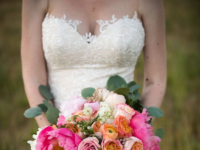Kevin and Jessalin's Wedding in White Salmon, Washington 43