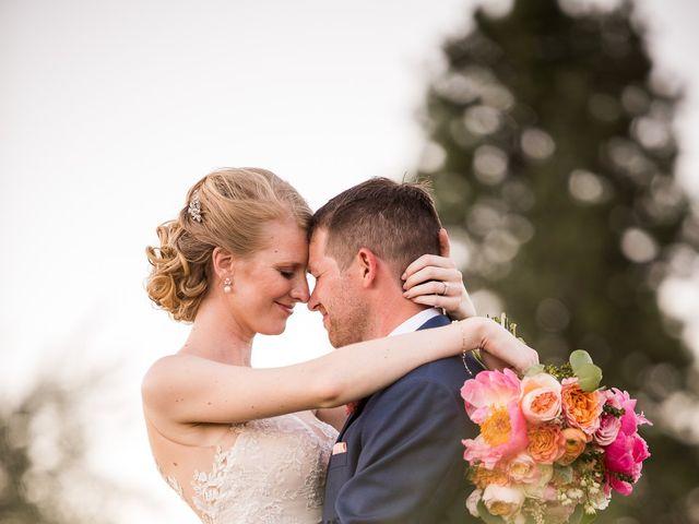Kevin and Jessalin's Wedding in White Salmon, Washington 44